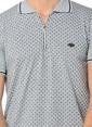Dewberry Polo Yaka Tişört Gri